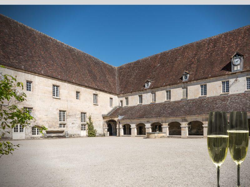 Abbaye du Moncel - Visite Royale